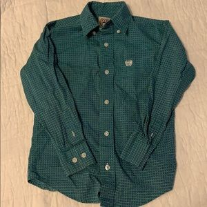 Other - Cinch Button Up